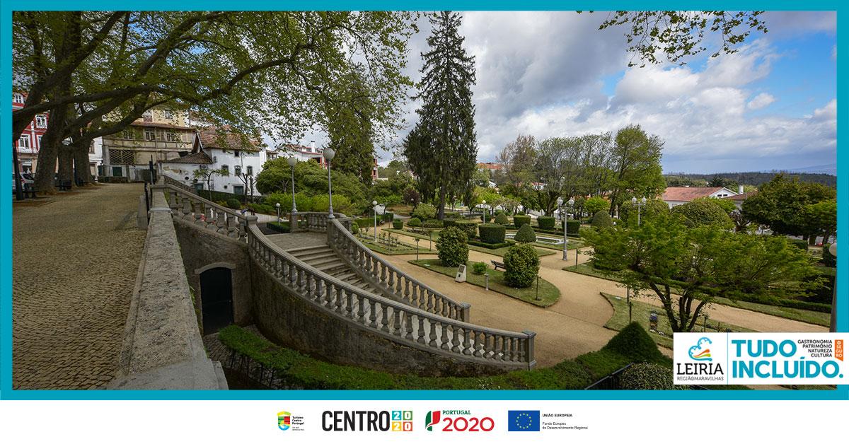 Jardim do Parque Municipal, Figueiró dos Vinhos
